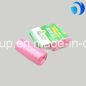 Color Print Packaging Hottest Sale Ecological Plain Plastic Garbage Bag pictures & photos