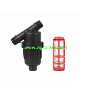 Reinforced Polyprythylene Micro Screen Filter for Irrigation Water Treatment 3/4 Inch Male pictures & photos