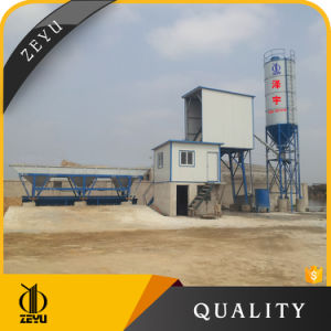 Concrete Batching Plant Hzs50 pictures & photos