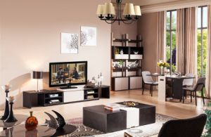 Simple Style Marble Top TV Set (DS-2035) pictures & photos