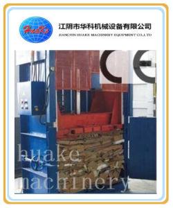 Y82 Vertical Drum Barrel Hydraulic Press Baler /Flattener/Crusher/Compactor pictures & photos