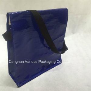 Custom Design PP Woven Tote Bag, Shoulder Bag pictures & photos