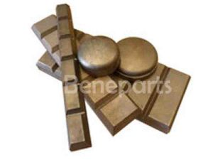 Bucket Protector Wear Strips Skid Bars Crusher Spares Replacement 2804097 pictures & photos