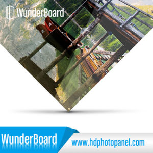 Splendid Wunderboard New Aluminum Photo Panel pictures & photos