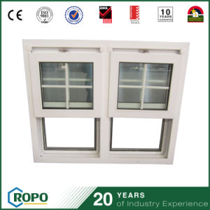 PVC Double Hung Window Vertically Slide pictures & photos