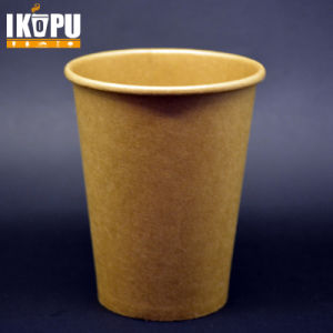 Custom Printed Kraft Paper Cup Hot Tea Coffee Cup pictures & photos