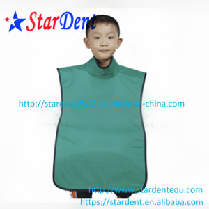 Dental X-ray Children High Collar Waistcoat Protection Clothing pictures & photos