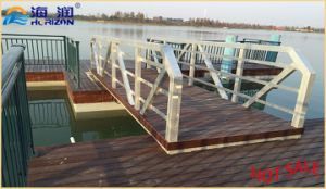 Hot Sale and Manufactured Stable Aluminum Alloy Gangway Ladder Made in China pictures & photos