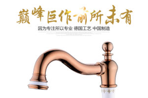 New Design Ceramic Antique Basin Faucet (Zf-606-1) pictures & photos