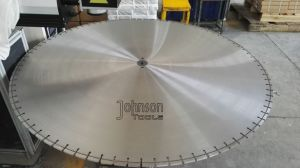 1300mm Diamond Blade: Laser Cutting Concrete Saw Blade pictures & photos