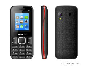 Factory OEM ODM Basic Feature Mobile Phone 1.8inch GSM Dual SIM Cell Phone A9 pictures & photos