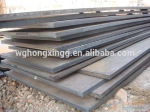 Hight Strength Hot Rolled Carbon Steel Plate Q345b pictures & photos