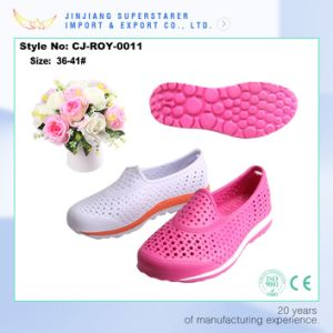 2017 Newest EVA Casual Garden Clog Soft China Shoes for Women pictures & photos