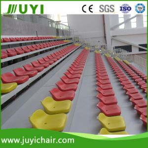 Gymnasium Bleachers Indoor Audiance Seating Bleacher Chair Seating Jy-706 pictures & photos
