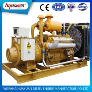 Standby Power 400kw/500kVA Electric Generator with Wudong Diesel Engine pictures & photos
