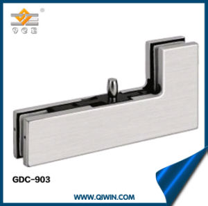Corner Clamp for Glass Door Clamp Glass Hinge pictures & photos