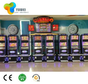 Double Down Casino Coin Video Game Cabinet Slot Machine for Sale Manufacturers Yw pictures & photos