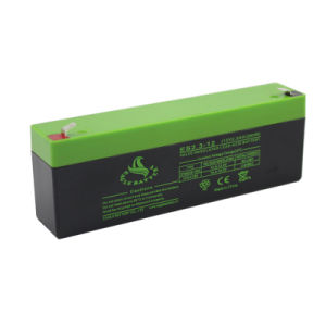 12V 2.3ah Rechargeable Lead Acid AGM Battery
