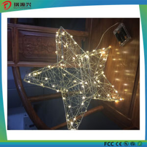 LED Lights for Holiday Decoration Iron Christmas Light pictures & photos