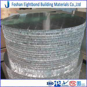 Round Shape Aluminum Honeycomb Panel Ahp for Cusotmized Table pictures & photos
