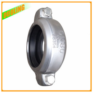 Stainless Steel 304 and Stainless Steel 316 Pipe Clamp pictures & photos