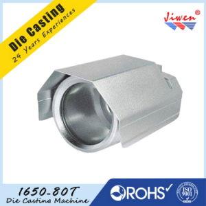 ISO Certification Aluminum Die Casting Powder Coating Camera Case pictures & photos