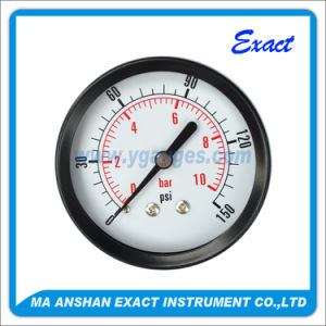 Gas Pressure Gauge-Air Pressure Gauge-Economic Pressure Gauge pictures & photos