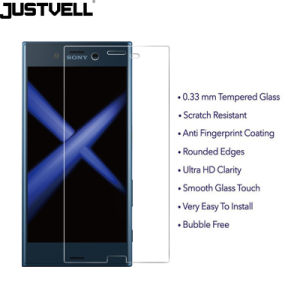 Screen Protector Mobile Phone Tempered Glass for Sony Xperia Xz pictures & photos