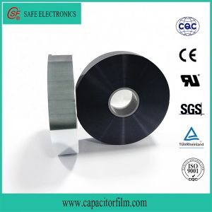 Anti-Explosion Aluminum Metallized PP Fuse Film. pictures & photos