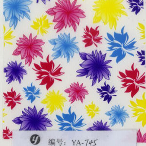 Tsautop 0.5/1m Width Liquid Image Water Transfer Printing Film Flower pictures & photos