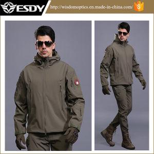 Outdoor Waterproof Windproof Jacket Hoodie Outdoor Combat Tactical Jacket pictures & photos