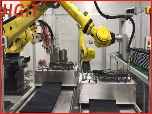 Automatic 6-Axis Robot for Carrier Plate Sealing pictures & photos