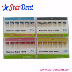 Dental Absorbent Paper Points (F1-F4. F1/3) APP pictures & photos
