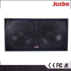 Supply S218 1200W Price of 18 -Inch Subwoofer Speakers pictures & photos