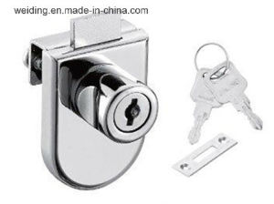 High Quality 408 Zinc Alloy Furniture Drawer Door Lock pictures & photos