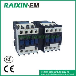Raixin Cjx2-18n Mechanical Interlocking Reversing AC Contactor pictures & photos
