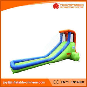 Amusement Slides Inflatable Kids Water Slide with Water Spray (T11-305) pictures & photos