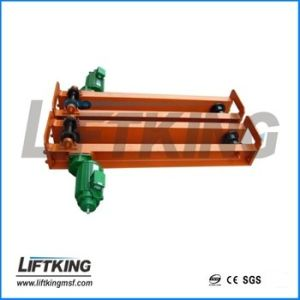 Single Girder Crane End Carriage for Travelling pictures & photos