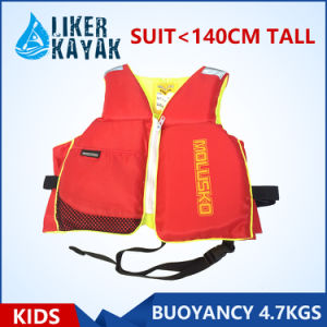 Kids Inflatable Life Vest/Jacket pictures & photos