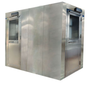 Dust Remove Air Shower Room for Clean Room Equipment pictures & photos
