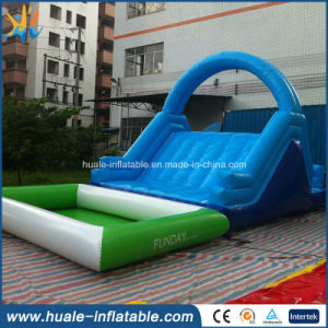 2016 China Special Shape Inflatable Slide/Cheap Inflatable Water Slide for Sale