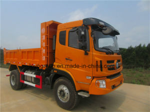 Sinotruk Cdw 4X2 6wheel Dump Truck Hot Sell pictures & photos