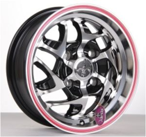 13 Inch Alloy Wheel with PCD 4X100 pictures & photos