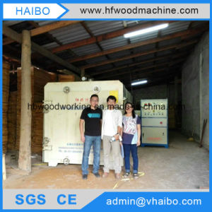 Easy to Drying of Vacuum Drying Machine for Timber