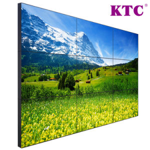 55 Inch 1.8mm LG LCD Video Wall with Narrow Bezel pictures & photos