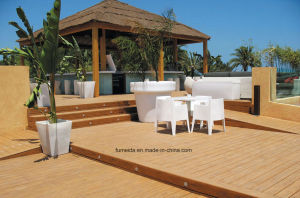 High Quanlity Wood Plastic Composite WPC Decking pictures & photos