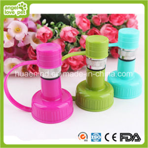 Wide Neck Straw Nipple for Pet Feeding Water pictures & photos