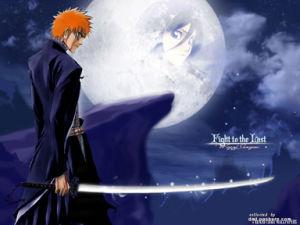 Lengthened Zangetsu Cosplay Sword/Anime Bleach Display Sword pictures & photos