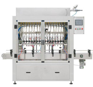 Filling Machine Glass Bottle Washing Labeling Capping Machine for Beer pictures & photos
