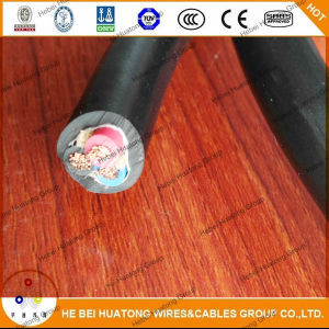 UL62 3c 12AWG Rubber Jacket Power Cable S, So, Soo, Sow, Soow pictures & photos